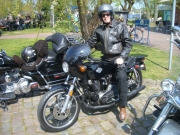 Das achte Cafe Racer Meeting in Ratzeburg