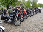 Impressionen vom Café Racer Meeting in RZ 2019